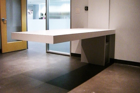 Floating Desk | bauWerkgreen